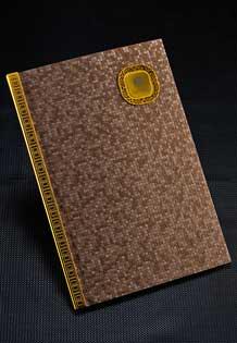 XCC-9934/3面料-L型单面金色扣边 (8)